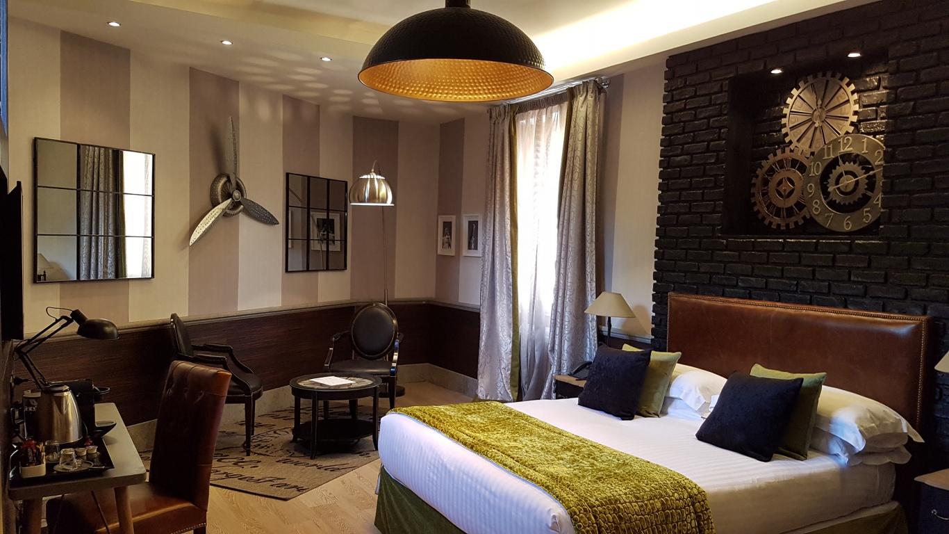 Hotel-The-Inn-and-the-Roman-Forum-luxury-studio